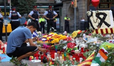 The horror in first person: 3 years after the Barcelona bombing