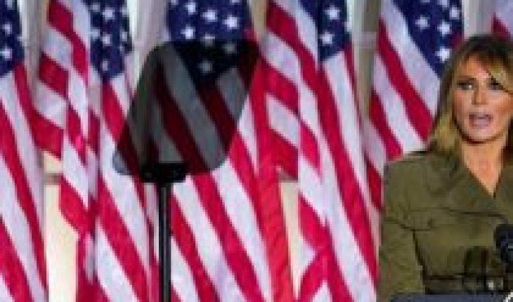 U.S. elections US: Melania Trump softens aggressive Republican speech and calls unity during convention