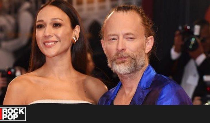 ¡El vocalista de Radiohead se casó en Sicilia!