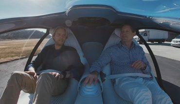 ¿Cómo se maneja el auto sin volante de Mercedes-Benz?