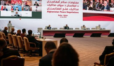 ¿Paz a la vista en Afganistán?