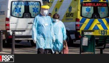 1.600 casos nuevos y 32 fallecidos