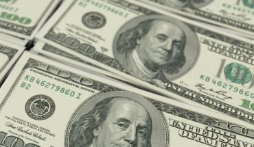 Down the price of the dollar today Wednesday, September 16 in Mexico