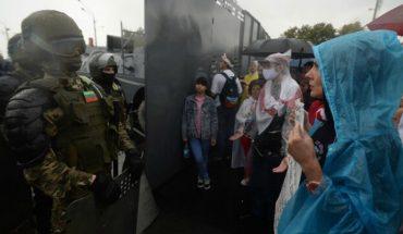 Activista denunció amenazas de muerte de gobierno bielorruso