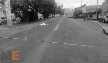 Adulta mayor muere tras ser arrollada por camión colectivo en Uruapan, Michoacán