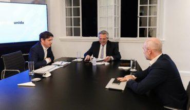 Alberto Fernández, Rodríguez Larreta y Axel Kicillof volvieron a reunirse