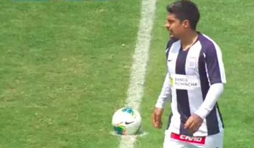 """Alianza Lima de Salas y el """"Pato"""" Rubio volvió al triunfo en el torneo peruano"""