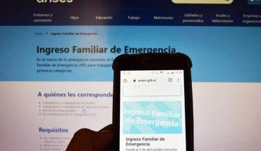 Aseguran que el IFE seguirá mientras la pandemia impida las actividades