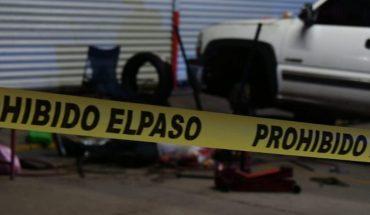 Asesinan a joven en la entrada al fracc. Los Ángeles en Culiacán