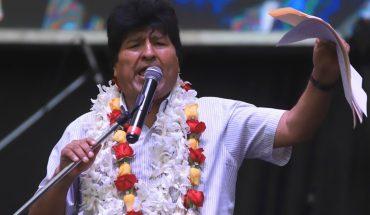 Bolivia: ratifican el fallo y Evo Morales sigue inhabilitado para las elecciones