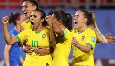 Brasil equipara el pago de premios de las selecciones masculinas y femeninas