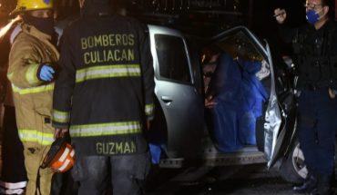 Brutal choque en carretera Culiacán-Imala deja 2 mujeres muertas y 1 lesionada