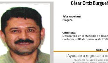 Buscan a hombre desaparecido en Tijuana, Baja California