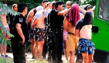 Cómo pasan sus días en la cárcel los asesinos de Fernando Báez Sosa