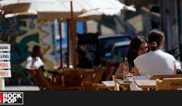 Comunas habilitarán terrazas de restaurantes en las calles — Rock&Pop