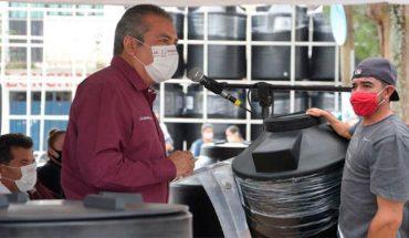 Con acciones de mejoramiento de vivienda, impulsa Raúl Morón calidad de vida de las zonas rurales de Morelia