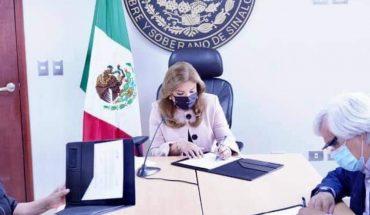 Congreso de Sinaloa firma convenio de colaboración con la UNAM