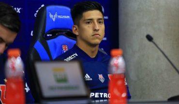 """Cornejo: """"El superclásico será una revancha por lo que pasó en Copa Chile"""""""