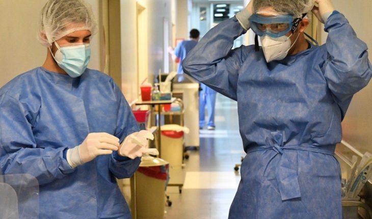 Coronavirus: confirman 12.625 nuevos casos y 424 muertes