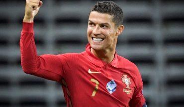 Cristiano Ronaldo alcanzó los 100 goles con la Selección de Portugal