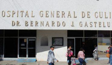 Denuncian en el Hospital General de Culiacán falta de especialista para atender pacientes de Covid-19