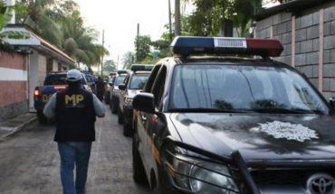 Detienen en Guatemala a banda de sicarios, incluidos 8 policías
