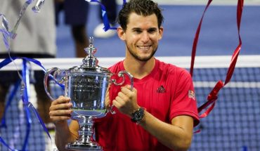 Dominic Thiem dio vuelta una final histórica y es campeón del US Open