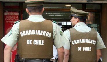 Duro golpe a Carabineros: registran baja del 71% en sus postulantes