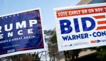 EE.UU. en la recta final: Donald Trump y Joe Biden animan primer debate presidencial marcado por el COVID-19 y declaraciones de impuestos