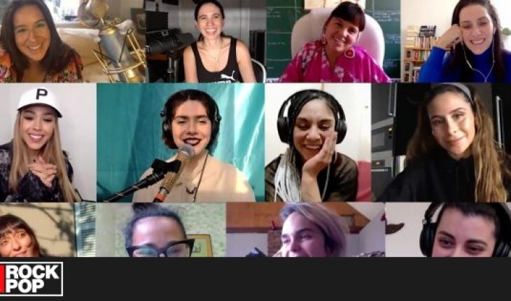 El podcast que amplifica las voces de las músicas en Chile y Latinoamérica