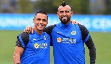 Entrando desde la banca Alexis y Vidal le dieron una agónica victoria al Inter sobre la Fiorentina