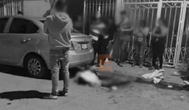 Esposos mueren tras ser atacados afuera de su casa en Zamora, Michoacán