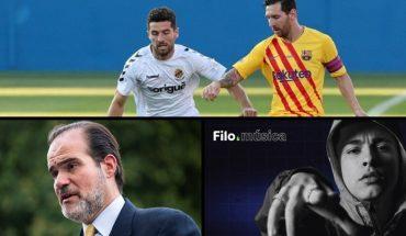 Estados Unidos impuso a su candidato en el BID, Diputados deberá actualizar su número, Messi jugó con el Barcelona, perfil de Trueno y más...