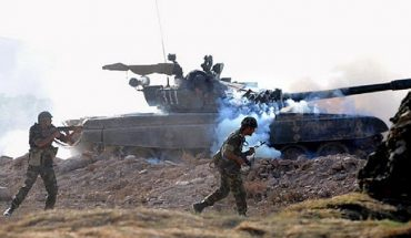 Estalla conflicto bélico entre Armenia y Azerbaiyán; hay 16 muertos