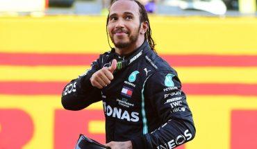 Fórmula 1: Hamilton se quedó con la victoria en una nueva carrera accidentada