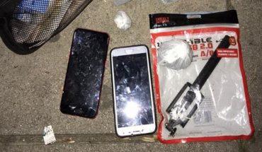 Fue detenido un hombre que vendía droga y cobraba con posnet