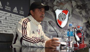 Gallardo, entre las críticas a la dirigencia del fútbol argentino y la vuelta a la Copa Libertadores