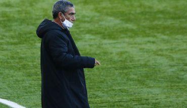 """Gualberto Jara: """"No nos adaptamos al juego del rival. Nos costó mucho"""""""