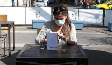 Habilitan zona peatonal para restaurantes de Manuel Montt