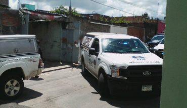 Hallan el cuerpo putrefacto de un hombre en taller de hojalatería al norte de Morelia