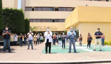 Hospitales de Edomex, Michoacán y Nayarit ganan sorteo del avión