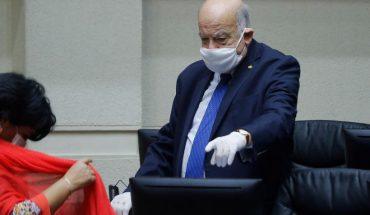 """Insulza valoró declaración de Jadue por Venezuela: """"La condena es clara"""""""