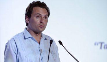 Inteligencia Financiera alista sexta denuncia contra Lozoya por Odebrecht