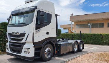 Iveco aumenta la venta de camiones a GNC