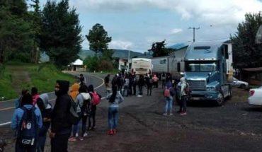 Justifica SSP-Michoacán embestida a normalistas