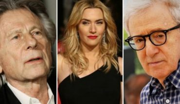 Kate Winslet arrepentida de trabajar con Woody Allen y Roman Polansky