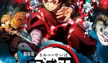 Kimetsu no Yaiba the Movie: Mugen Train a un mes de su estreno