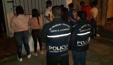 La Policía detiene a 10 gendarmes en una fiesta clandestina