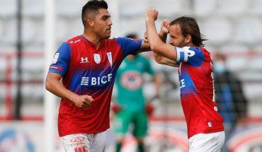 La UC venció a Huachipato por 3-1