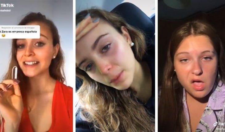 La joven que corrigió pronunciación de Zara comete un error de nuevo; los internautas no la perdonan